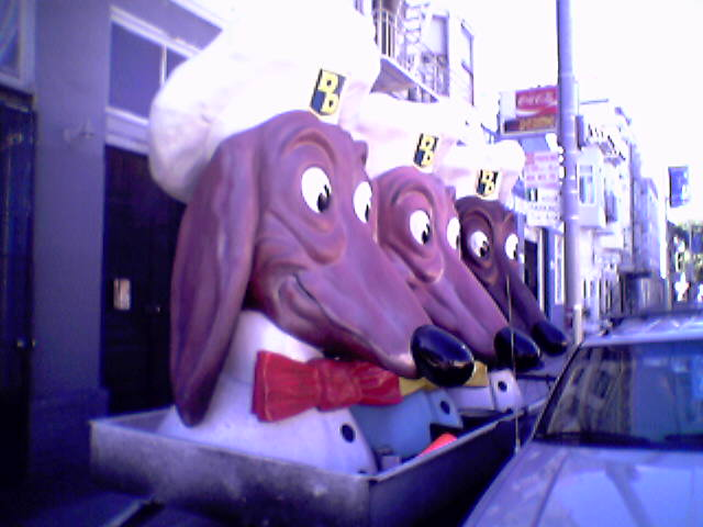 Doggyheads on Mission St